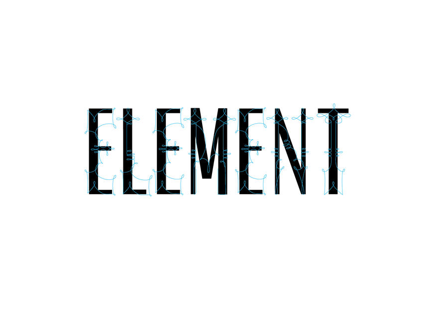 Element logotype by abrakadavra