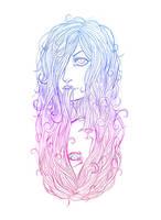 Hair Suck by Sam-M