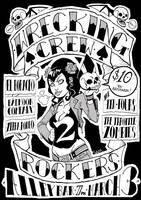 Wrecking Crew Rockers by Sam-M