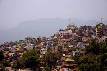 Tansen, Nepal by blackcat101