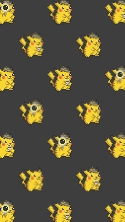 Detective Pikachu Wallpaper By Peagaoficial On Deviantart