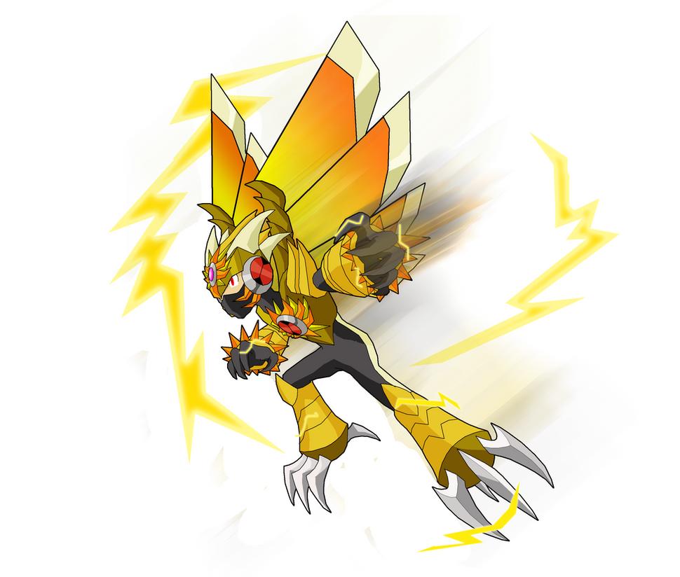 LightShine Beast by SonicXEmerald on deviantART