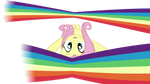Double Rainbow Fluttershy