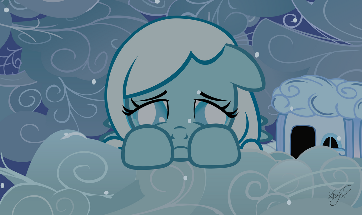 Snowdrop | A Useless Foal Like Me by DzejPi