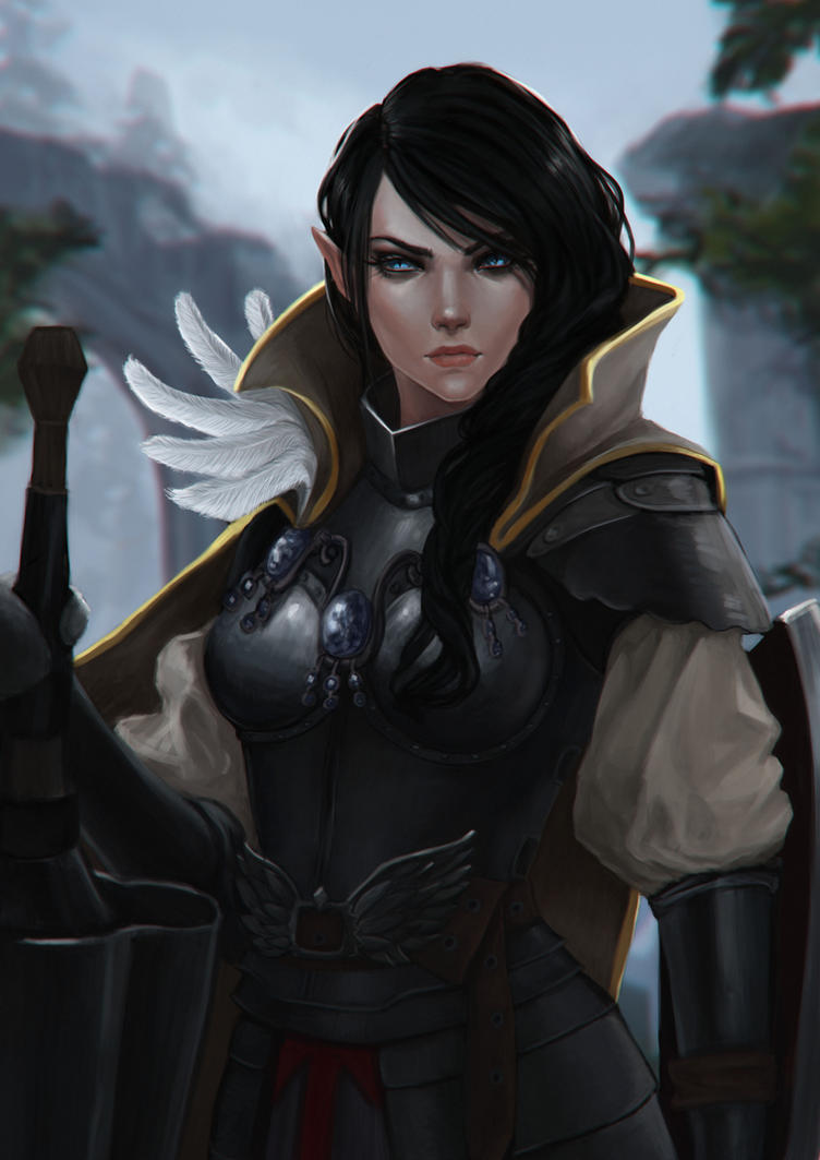 valkyrie by Amionna