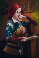 Triss Merigold by Amionna