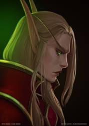 Sad Prince for Heraldofazeroth