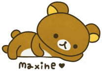 Rilakkuma for Maxine by spastic-splash