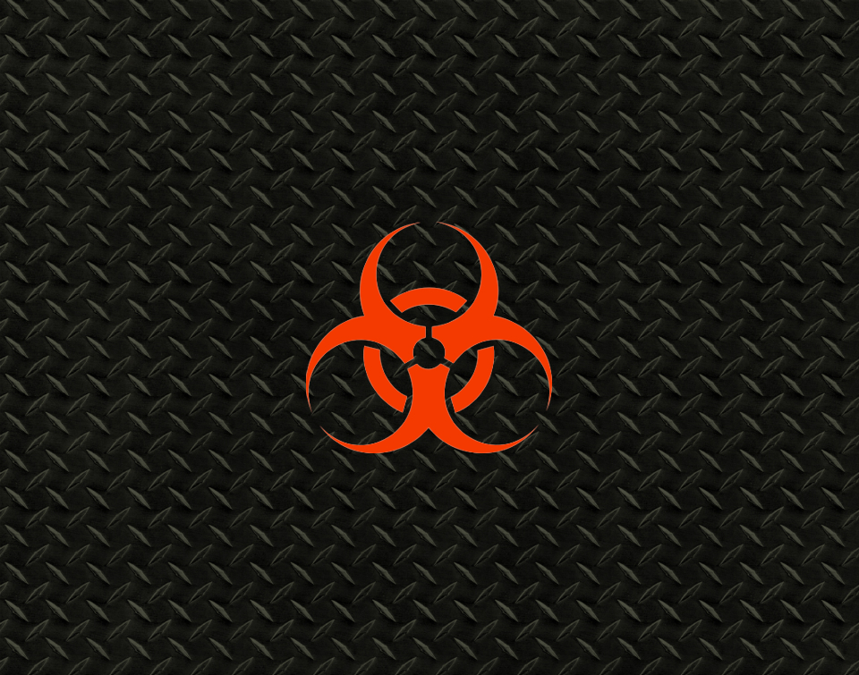 Orange and black bio hazard wallpaper by 865senseimods on deviantart orange and black bio hazard wallpaper by 865senseimods voltagebd Choice Image