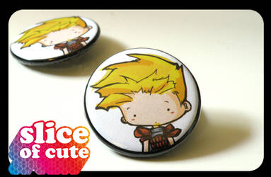 Alistair Chibi Button