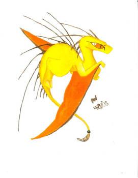 Matts Dragon