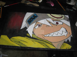 Soul Eater Play Mat FINISHED
