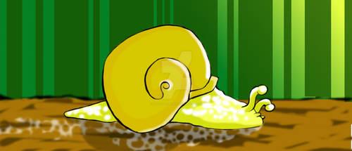 Snail - tablet practice