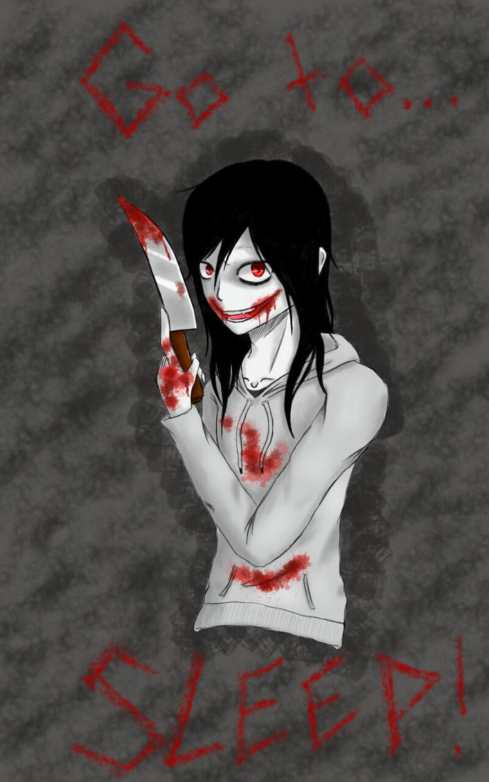 Jeff the killer by Linzi92