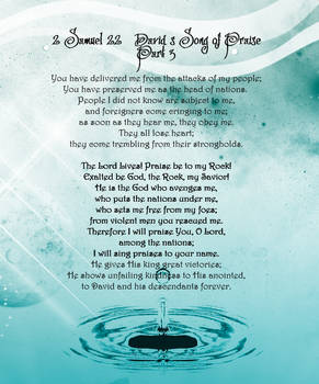 2 Samuel 22 - Part 3