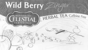 Celestial Tea Illustration - 2 by AngelLover89