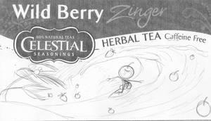 Celestial Tea Illustration - 3 by AngelLover89
