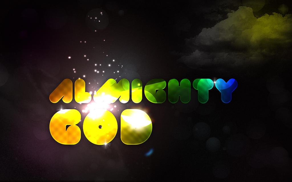 ALMIGHTY . GOD