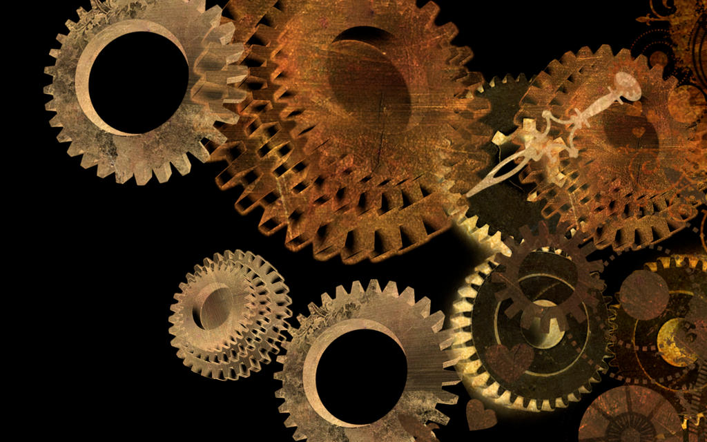 Steampunk Wallpaper 6 by kingjules71