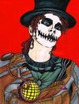 Sugar Skull Steampunk Me