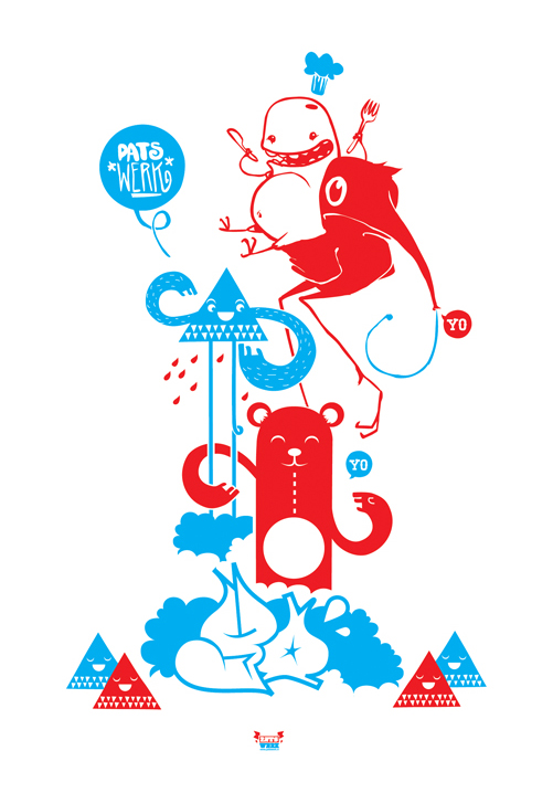 Free poster by patswerk