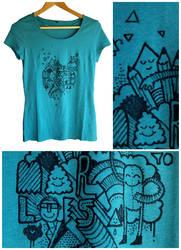 Shirt Marloes by patswerk