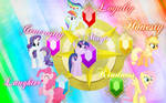 ~ The Elements Of Harmony Wallpaper ~