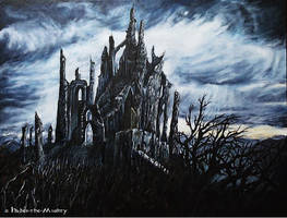 Dol Guldur by Hades-the-Mighty