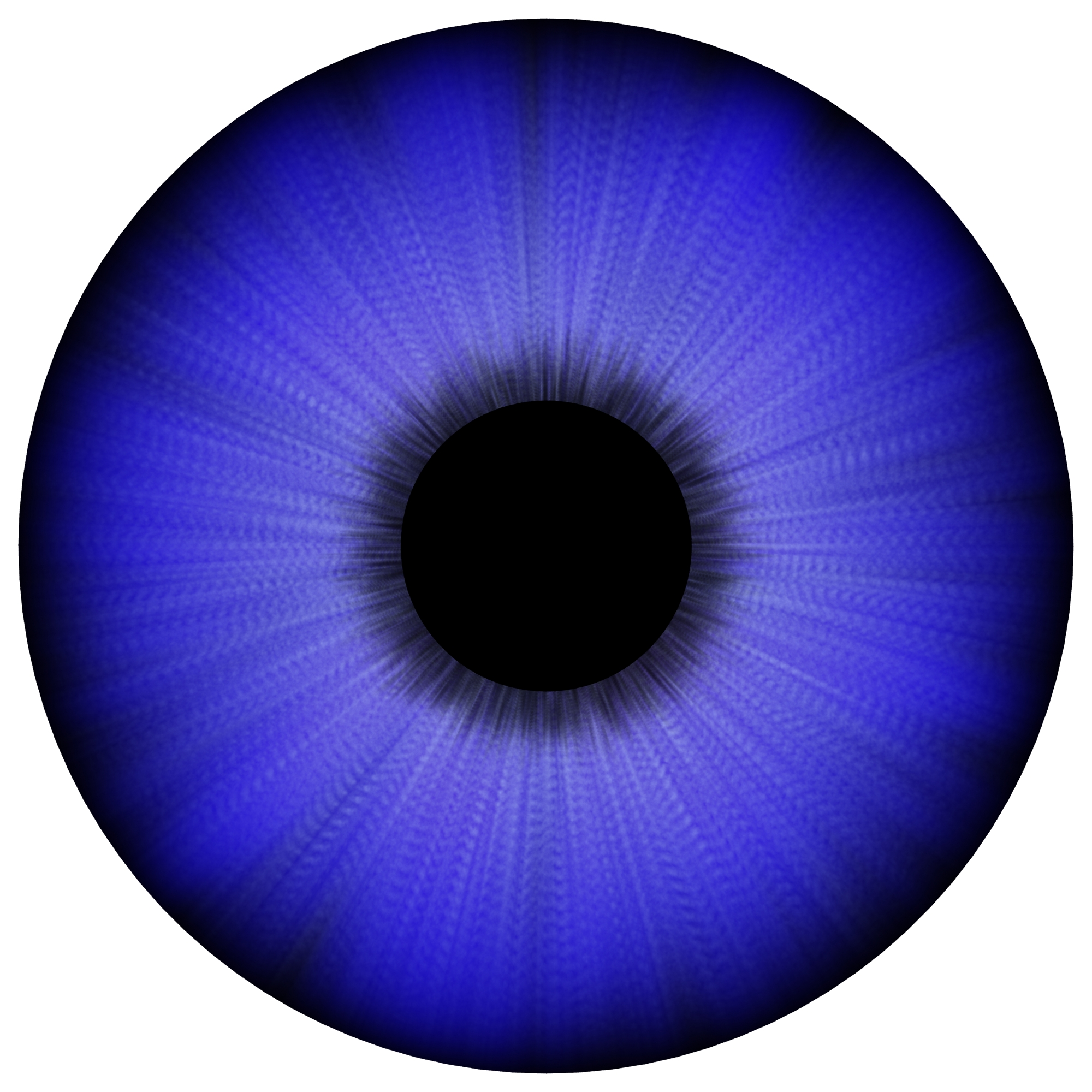 TRUE BLUE eye texture