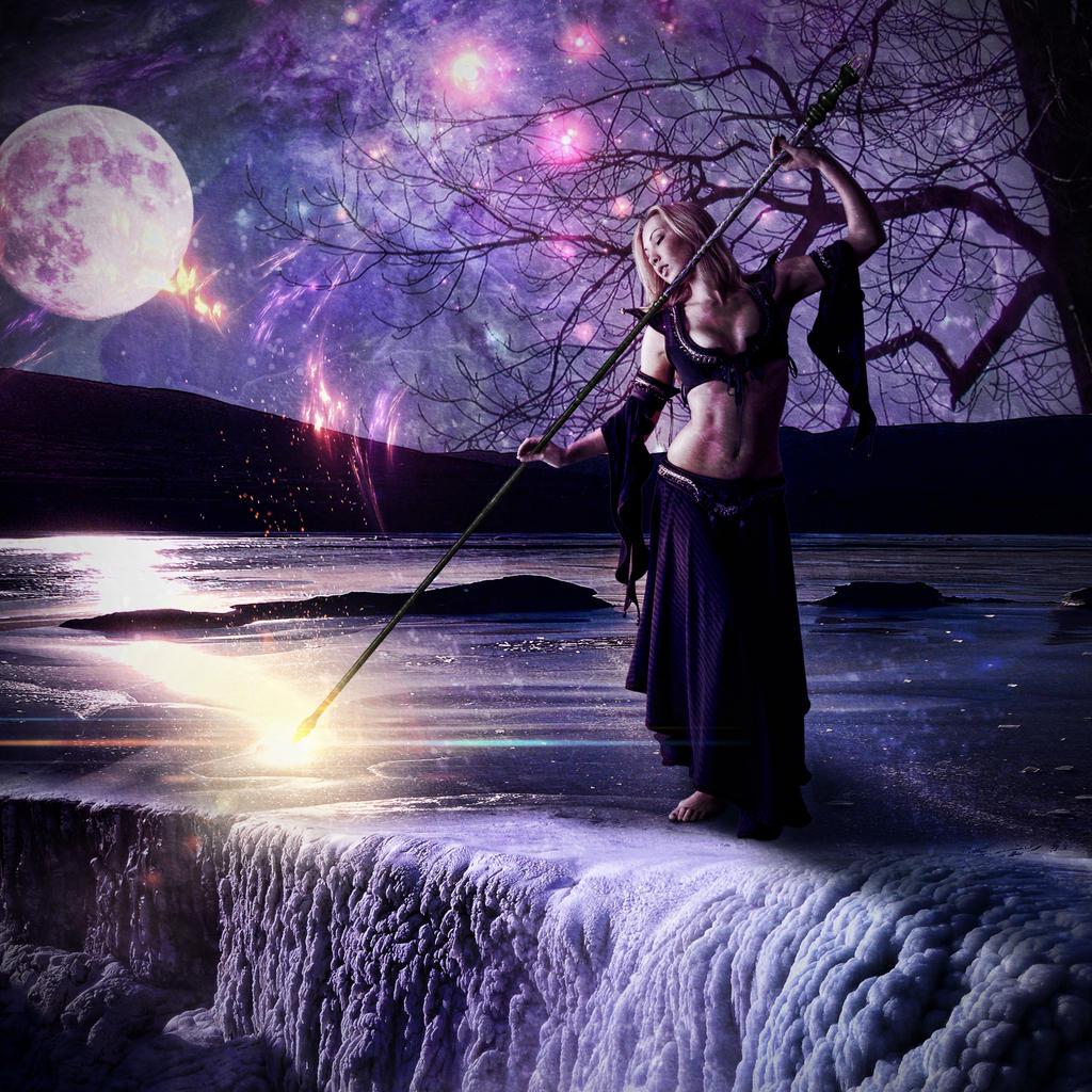 Pagan Goddess: Maeve by alter-eye on DeviantArt