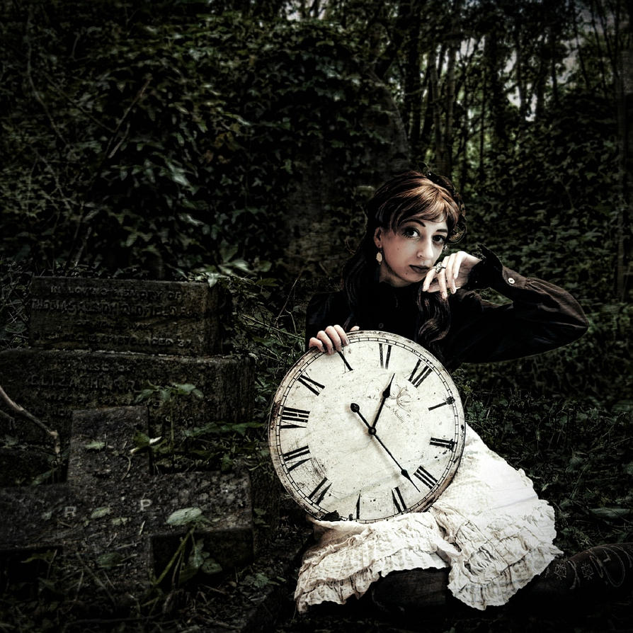 Time Waits For No One... by alter-eye