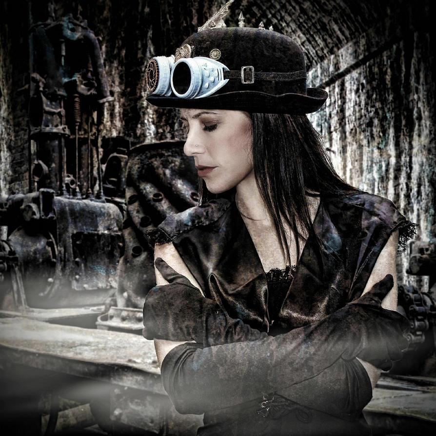 Steampunk Dreamer by alter-eye