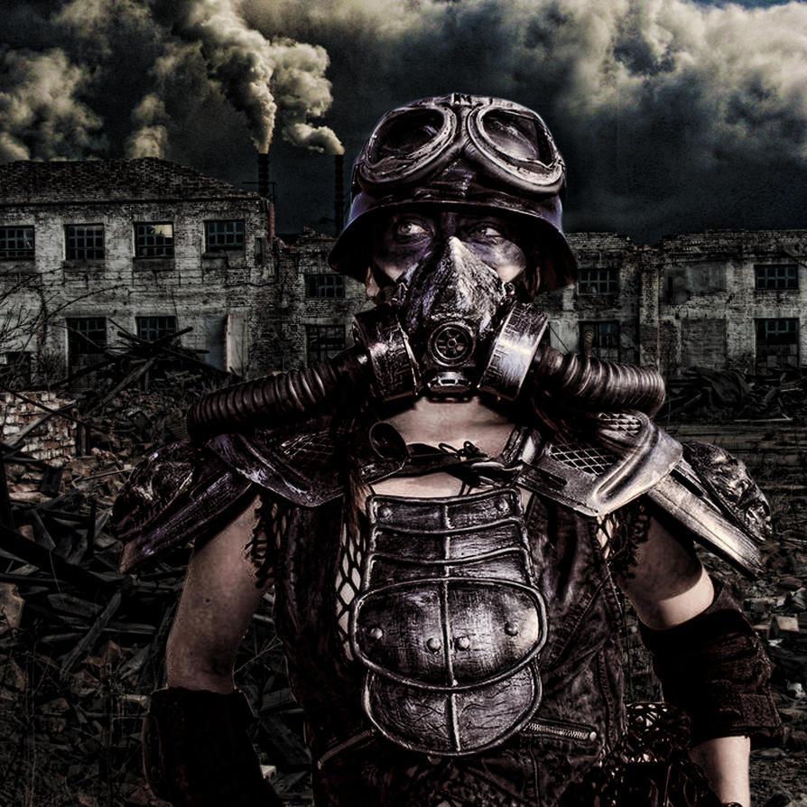 Post Apocalypse... by alter-eye