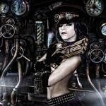Steampunk...