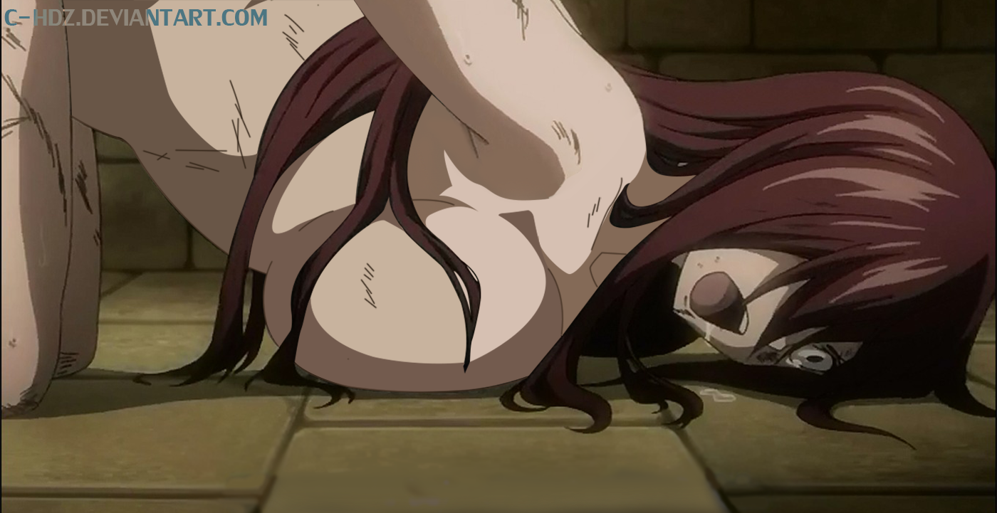 sexy naked girls from fairy tail