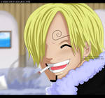 One Piece 813-Sanji
