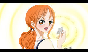 Nami - One Piece 836 by MavisHdz