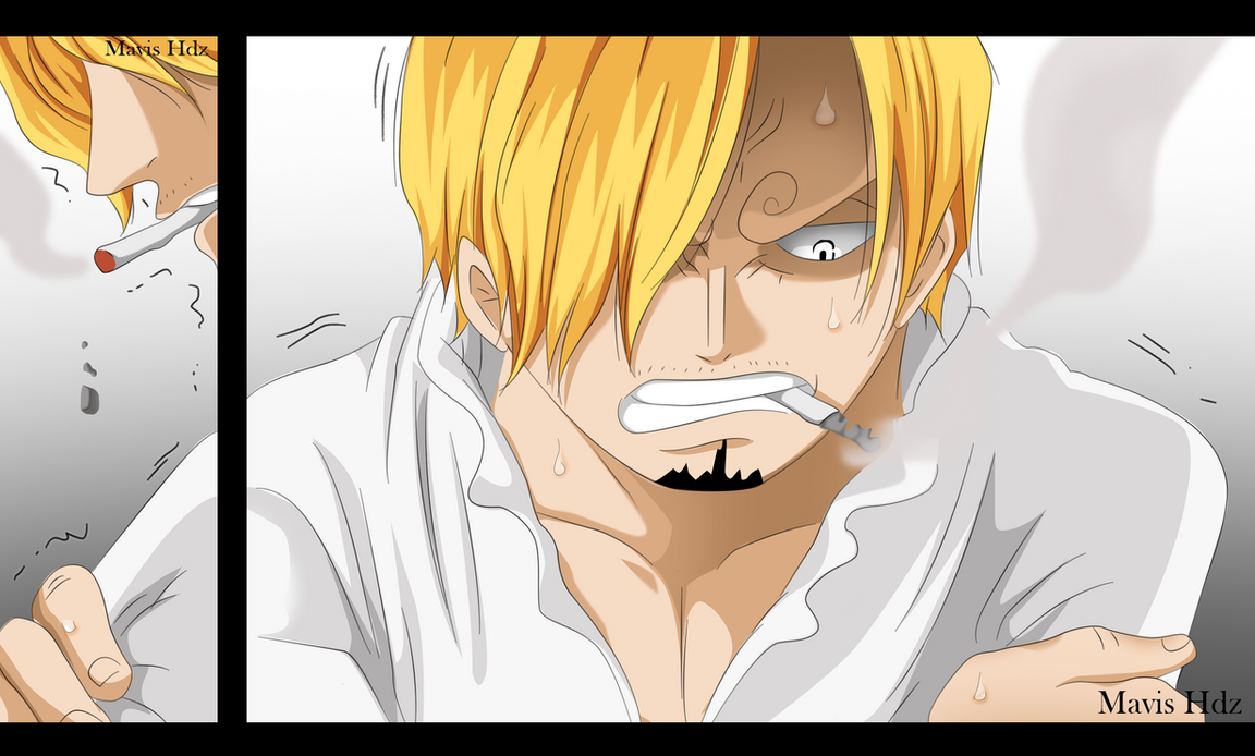 One Piece  838 - Sanji by C-Hdz