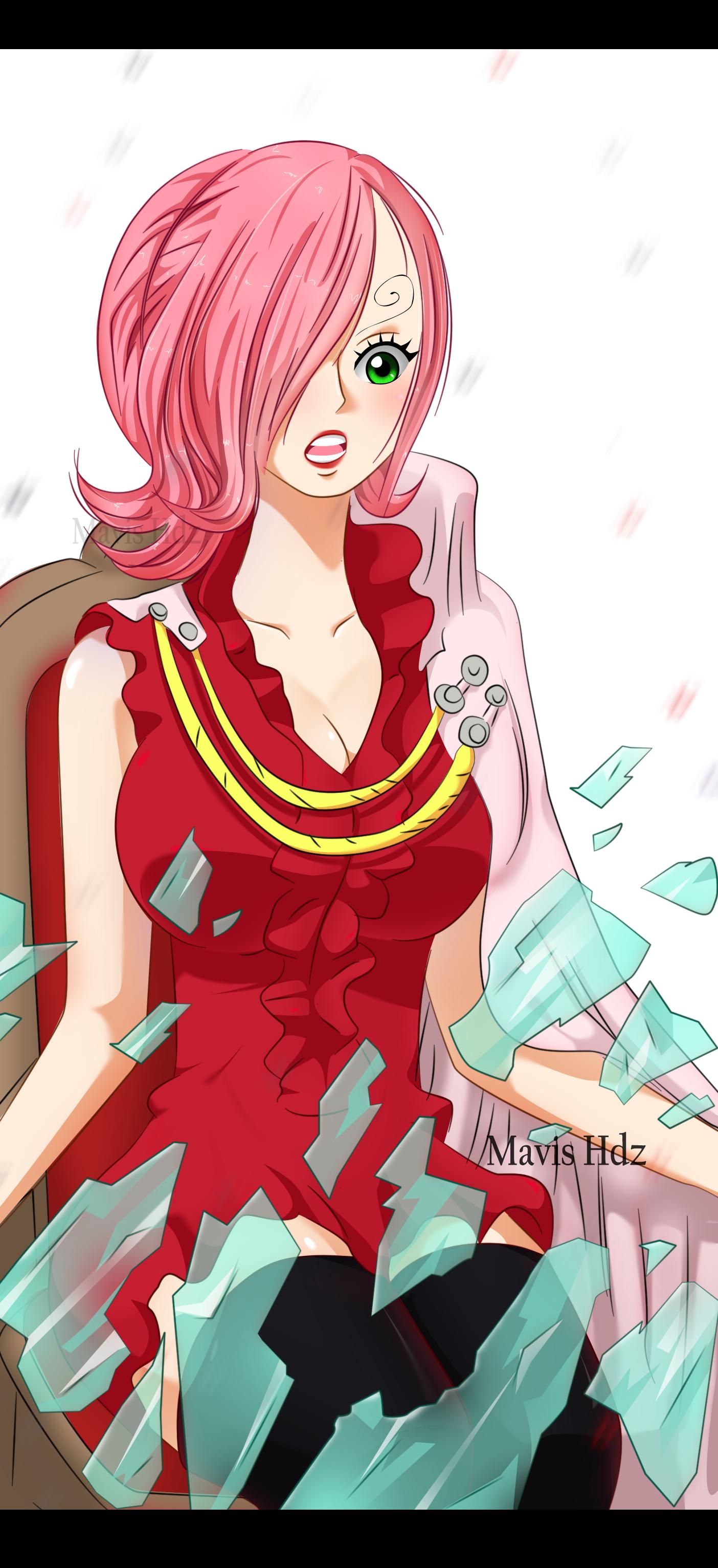 One Piece 865-Reiju by MavisHdz on DeviantArt