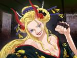 One Piece 1005 - Black Maria