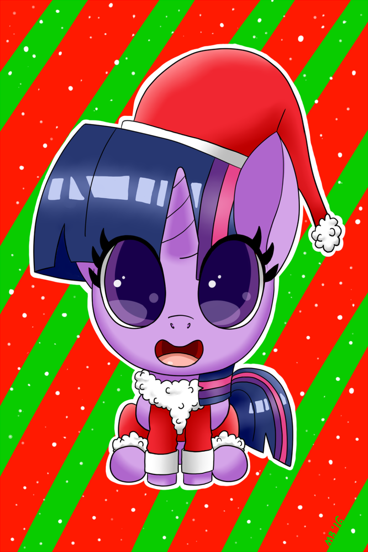 Cute Christmas Twilight by Sonikku001