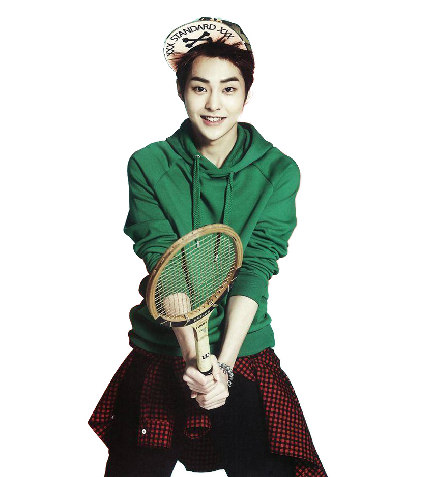 Exo-M Xiumin PNG Requested by  Jaira Rapha Tanque by YoonYulHyoExo Growl Xiumin