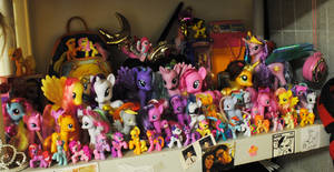 Current MLP Collection