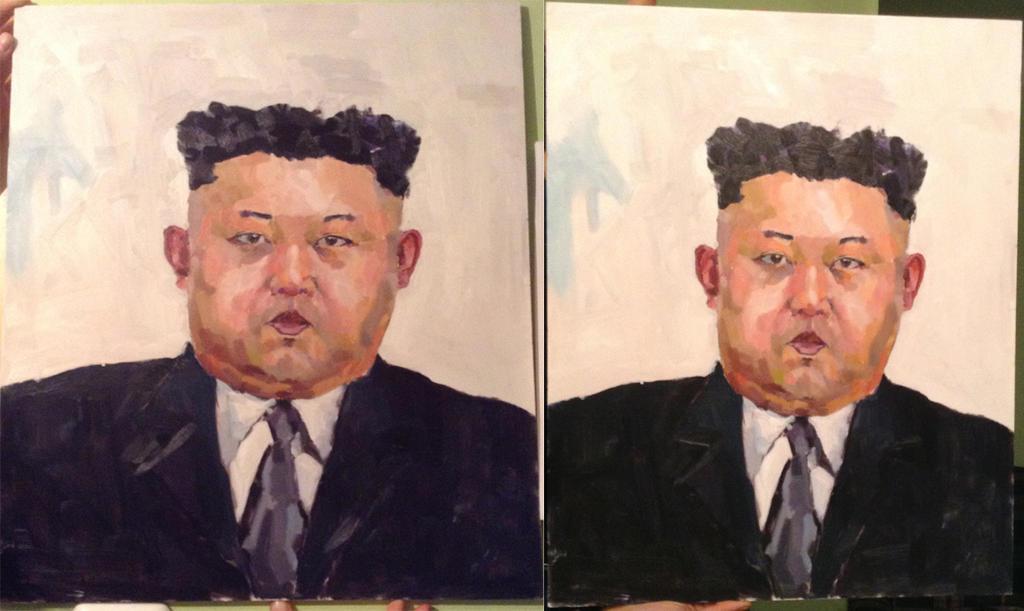 Kim Jong Un by megavoicer
