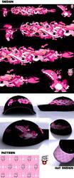 Rocket Chomp Hat Design by SpicyDonut