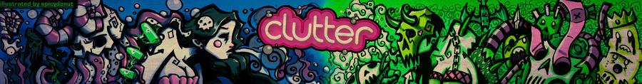 Clutter banner