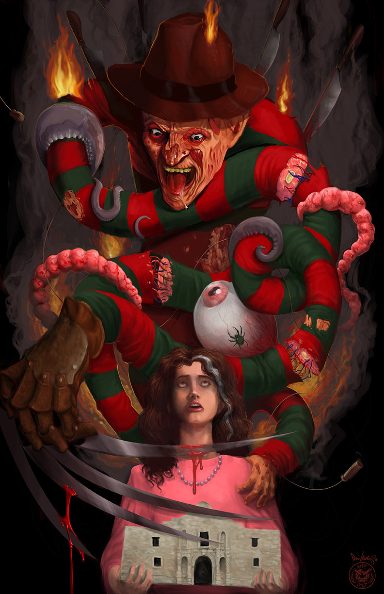 Freddy is coming for you by SpicyDonut