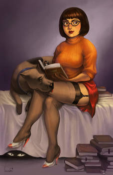 Velma Pinup