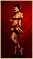 Stockings and Ribbons