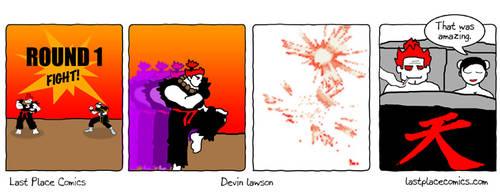 Raging Demon by SpicyDonut